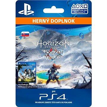 Horizon Zero Dawn: The Frozen Wilds - PS4 SK Digital (SCEE-XX-S0035173)