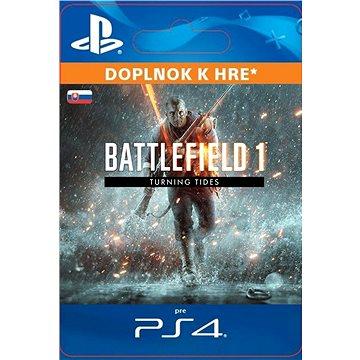 Battlefield 1 Turning Tides - PS4 SK Digital (SCEE-XX-S0036588)
