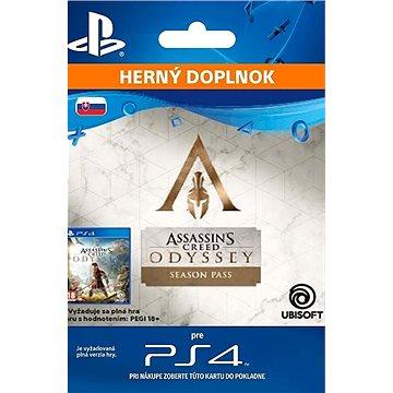 Assassin'sCreedOdyssey-Season pass - PS4 SK Digital (SCEE-XX-S0040861)