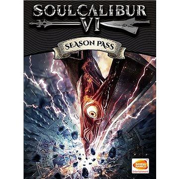 SOULCALIBUR VI Season Pass - PS4 SK Digital (SCEE-XX-S0041224)