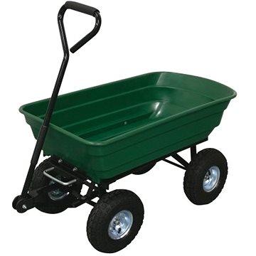 M.A.T. Zahradní vozík 70l, sklápěcí (791491)