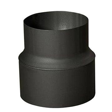 M.A.T Redukce trubková černá (654513)