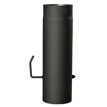 M.A.T. Roura kouřová s klapkou 150/500mm (654195)