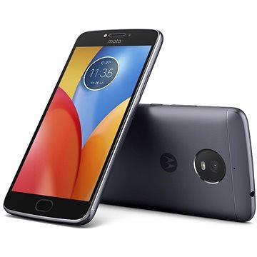 Motorola Moto E4 Plus Grey (PA700010CZ) + ZDARMA Mobilní internet Twist Online Internet s kreditem 200 Kč Digitální předplatné Interview - SK - Roční od ALZY Digitální předplatné Týden - roční