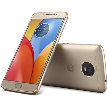 Motorola Moto E4 Plus Gold (PA700044CZ) + ZDARMA Mobilní internet Twist Online Internet s kreditem 200 Kč Digitální předplatné Interview - SK - Roční od ALZY Digitální předplatné Týden - roční