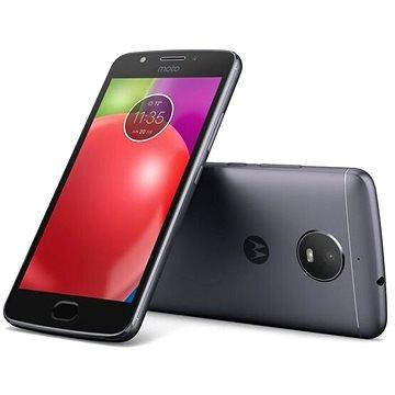 Motorola Moto E4 Grey (PA750057CZ) + ZDARMA Mobilní internet Twist Online Internet s kreditem 200 Kč Digitální předplatné Interview - SK - Roční od ALZY Digitální předplatné Týden - roční