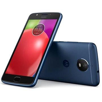 Motorola Moto E4 Blue (PA750038CZ) + ZDARMA Mobilní internet Twist Online Internet s kreditem 200 Kč Digitální předplatné Interview - SK - Roční od ALZY Digitální předplatné Týden - roční
