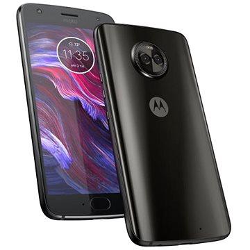 Motorola Moto X4 Super Black (PA8X0006CZ) + ZDARMA Bezpečnostní software Kaspersky Internet Security pro Android pro 1 mobil nebo tablet na 6 měsíců (elektronická licence) Digitální předplatné Interview - SK - Roční od ALZY