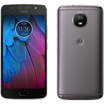 Motorola Moto G5s Lunar Grey (PA7W0001CZ) + ZDARMA Mobilní internet Twist Online Internet s kreditem 200 Kč Digitální předplatné Interview - SK - Roční od ALZY