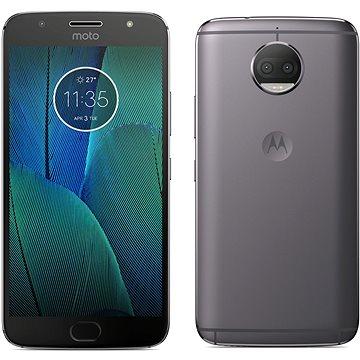 Motorola Moto G5s Plus Lunar Grey (PA6V0096CZ) + ZDARMA Mobilní internet Twist Online Internet s kreditem 200 Kč Digitální předplatné Interview - SK - Roční od ALZY