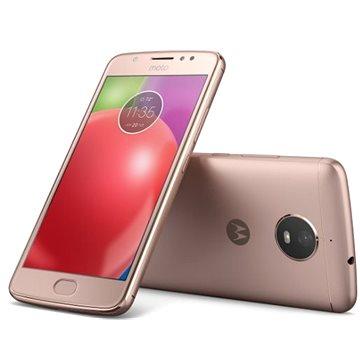 Motorola Moto E4 Blush Gold (PA750088CZ) + ZDARMA Digitální předplatné Interview - SK - Roční od ALZY
