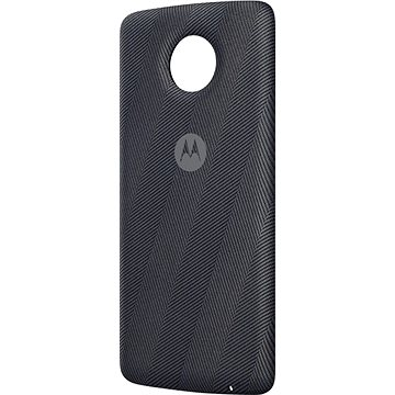 Motorola Moto Mods Style Shell+Wireless Charging (ASMWRLSGRYEE)