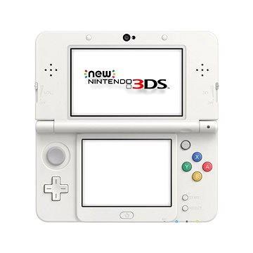 Nintendo NEW 3DS White (45496502928)