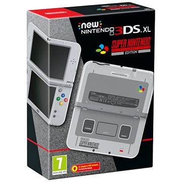 Nintendo NEW 3DS SNES Edition (045496504632)