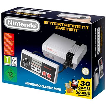 Nintendo Classic Mini - Nintendo Entertainment System ( NES ) (045496343316)