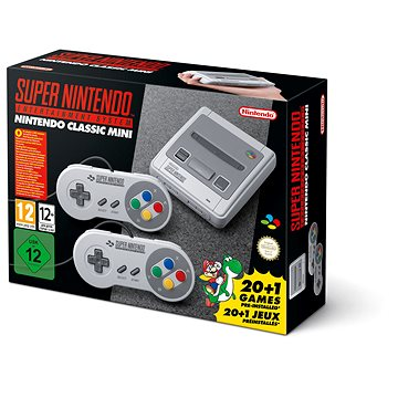 Nintendo Classic Mini - Super Nintendo Entertainment System ( SNES ) (045496343354)