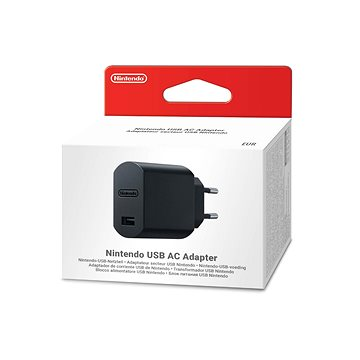 Nintendo USB AC Adapter for Classic Mini: SNES (045496444891)