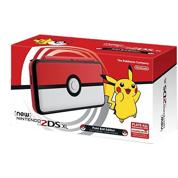 Nintendo NEW 2DS XL Pokéball Edition (045496504670)
