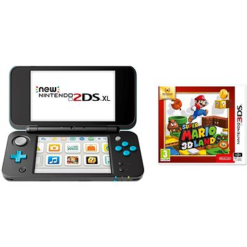 Nintendo NEW 2DS XL + Super Mario 3D Land (045496504731)