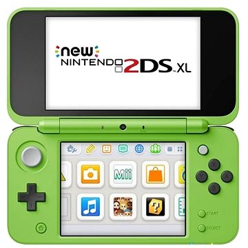 Nintendo NEW 2DS XL Minecraft - Creeper Edition (045496504885)