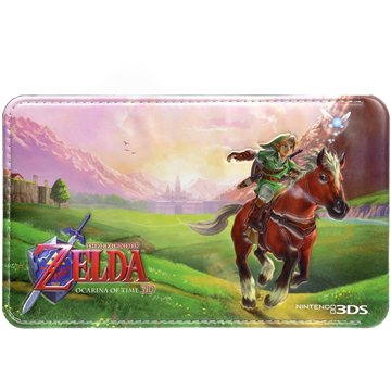Nintendo 3DS The Legend of Zelda: Ocarina of Time pouzdro (45496520793)