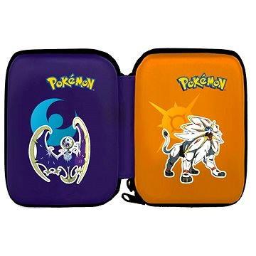 Nintendo 3DS NEW 3DS XL Hard Pouch - Pokemon Sun & Moon (NI3P09017)