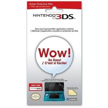 Nintendo 3DS - Protective Screen Filter