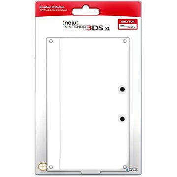 Nintendo 3DS - NEW 3DS XL Protector Clear (Duraflexi TPU) (873124005288)