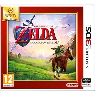 The Legend of Zelda: Ocarina of Time 3D - Nintendo 3DS (45496520793)