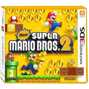 New Super Mario Bros. 2 - Nintendo 3DS (045496522575)