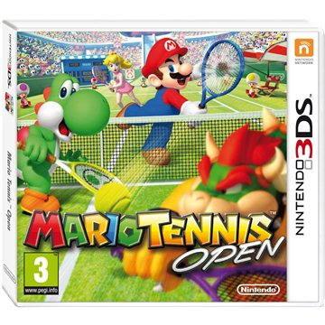 3D Mario Tennis Open - Nintendo 3DS (045496529055)