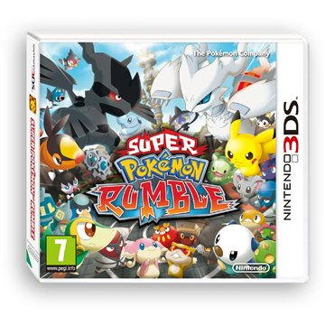 Super Pokemon Rumble - Nintendo 3DS (45496521332)