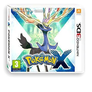 Pokémon X - Nintendo 3DS (045496524210)