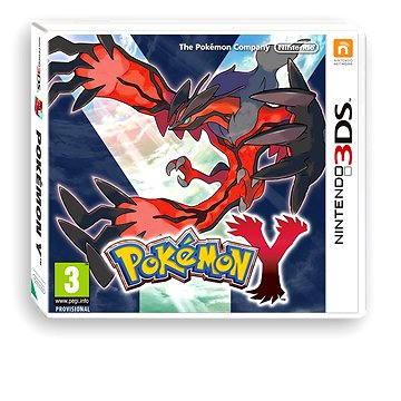 Pokémon Y - Nintendo 3DS (45496524326)