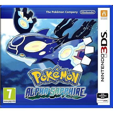 Pokemon Alpha Sapphire - Nintendo 3DS (045496525804)