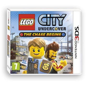 LEGO City Undercover: The Chase Begins - Nintendo 3DS (45496523725)