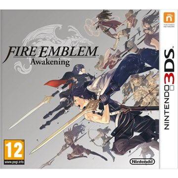 Fire Emblem: Awakening - Nintendo 3DS (45496523428)