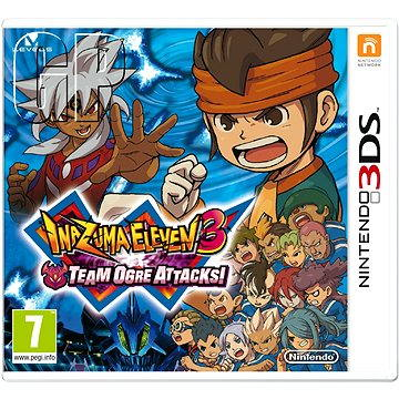 Nintendo 3DS - Inazuma Eleven: Team Ogre Attacks (045496525101)