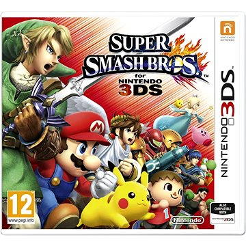 Super Smash Bros - Nintendo 3DS (045496525811)