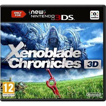 New Xenoblade Chronicles 3D - Nintendo 3DS (45496527716)