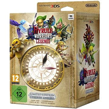 Hyrule Warriors: Legends Limited Edition - Nintendo 3DS (45496472047)