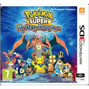 Pokémon Super Mystery Dungeon - Nintendo 3DS (NI3S59500)