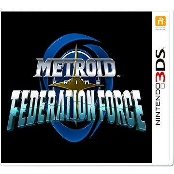 Metroid Prime: Federation Force - Nintendo 3DS (NI3S46450)