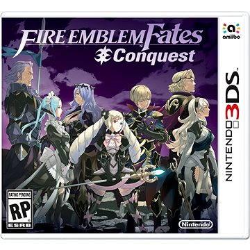 Fire Emblem Fates: Conquest - Nintendo 3DS (045496472412)