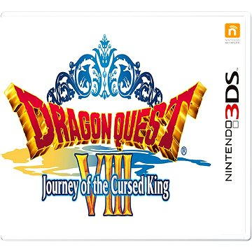 Dragon Quest VIII: Journey of the Cursed King - Nintendo 3DS (NI3S139)
