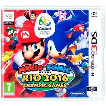 Mario & Sonic in Rio - Nintendo 3DS (NI3S46250)