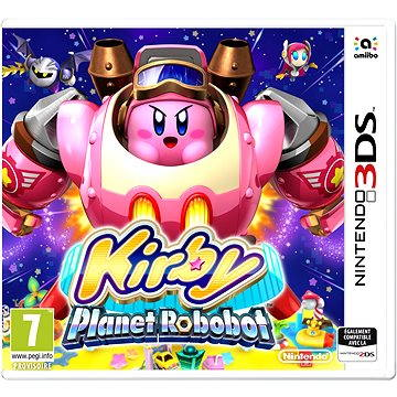 Nintendo 3DS - Kirby: Planet Robobot - Nintendo 3DS