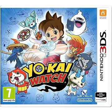 YO-KAI WATCH - Nintendo 3DS (45496472290)