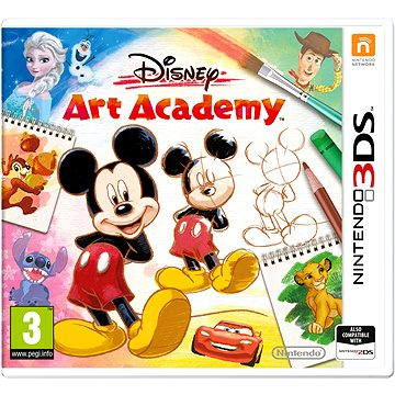 Disney Art Academy - Nintendo 3DS (45496473150)