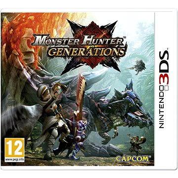 Monster Hunter Generations - Nintendo 3DS (045496473228)